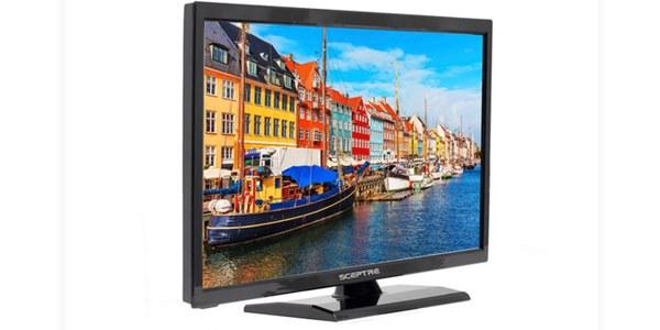 Sceptre E195BV-SMQR 19-Inch LED HDTV