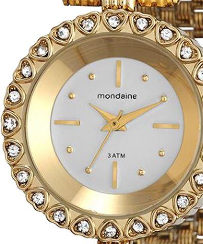 Moda feminina Relógio Feminino Mondaine