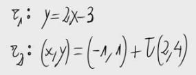 27. Posición relativa de dos rectas 3