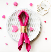 http://www.akailochiclife.com/2016/01/craft-it-gold-and-pink-arrow-napkin.html