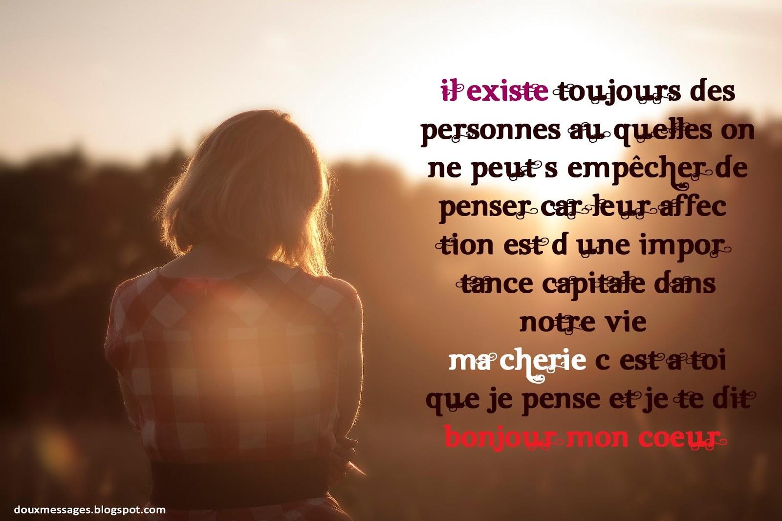 Sms Damour Pour Dire Bonjour A Sa Femme Messages Doux