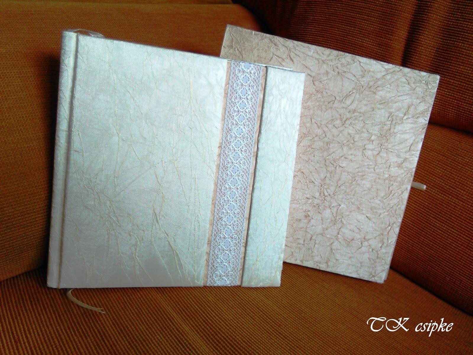 7506a0d629 TK csipke: Esküvői vendégkönyv