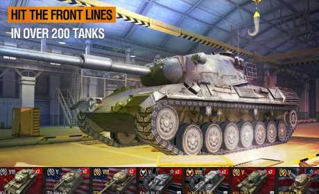 Game Tank Android