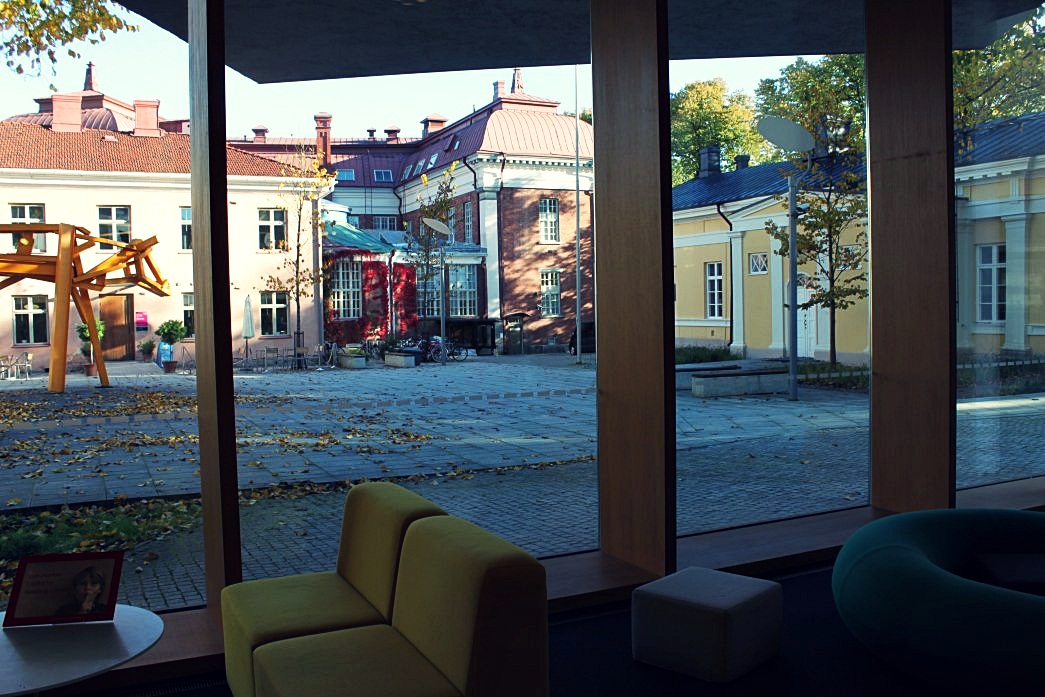 Turku Kirjasto Aukiolo