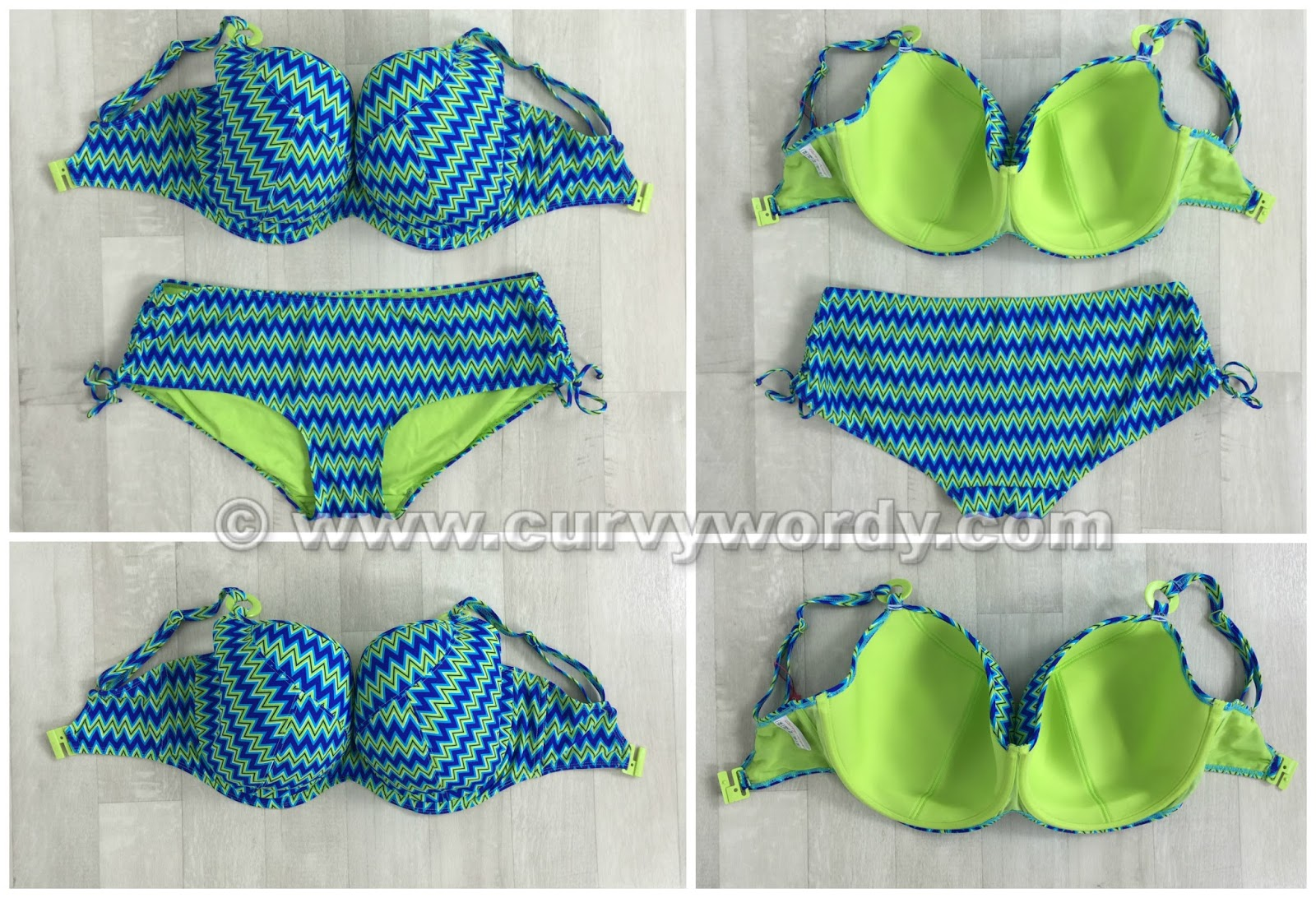Curvy Kate Shockwave Bikini