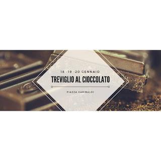 Festa del cioccolato 18-19-20 gennaio Treviglio