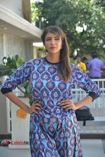 Actress Lakshmi Manchu Pictures at Lakshmi Bomb Movie Interview  0021