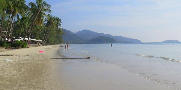 Khlong Prao Beach