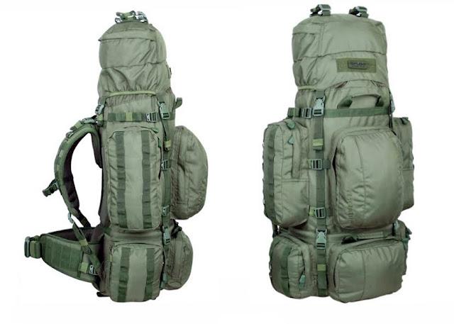 Рюкзак с множеством карманов