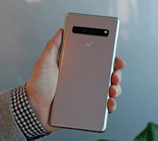 Mobile, Galaxy S10 5G, Samsung, Phone