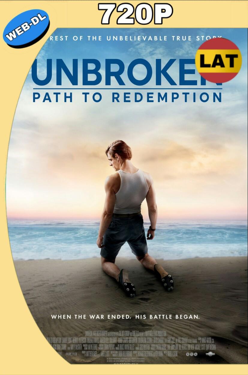 UNBROKEN: PATH TO REDEMPTION  (2018) WEB-DL 720P LATINO-INGLES MKV
