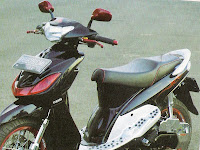 Modifikasi Yamaha Mio Sporty 2008