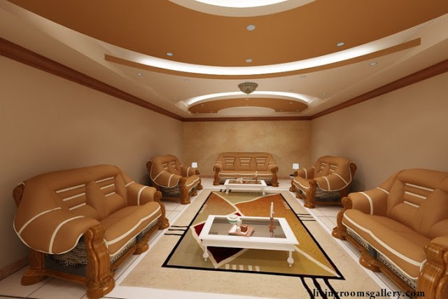 Pop False Ceiling Designs with LED Ceiling Lighting for office