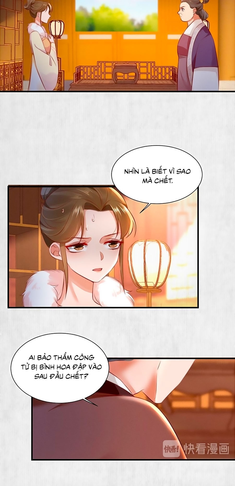 Hoạn Phi Hoàn Triều Chapter 78 - Trang 7