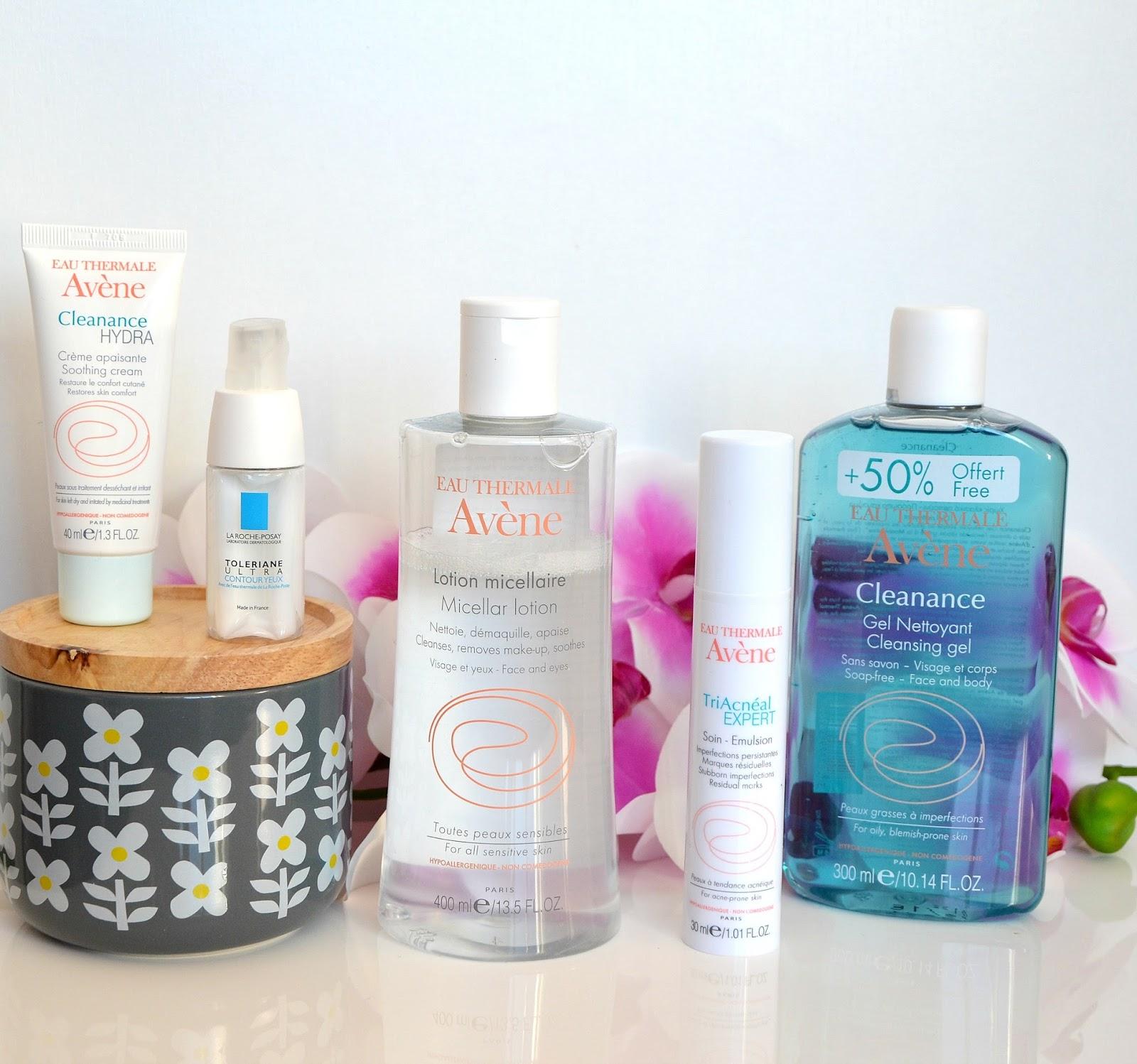 routine soin du visage anti acné