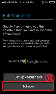 Gmail Setup Payment