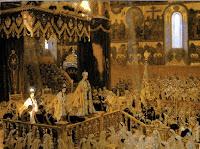 Coronación de Nicolas II