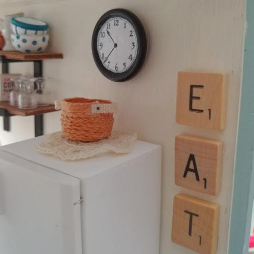 Dollhouse Kitchen Details - Part I