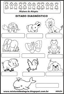 Autoditado diagnóstico de animais