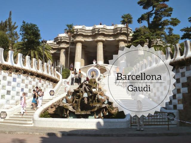 Le opere di Gaudì Patrimonio dell'UNESCO a Barcellona