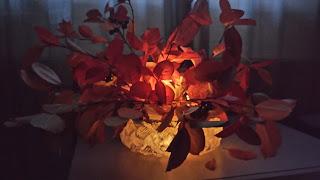 kalkkimaalaus, lampun tuunaus