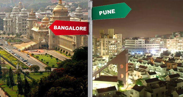 read before you move Bangalore to Pune