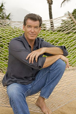 Losing his daughter has left Pierce Brosnan having to re ... - photo#33