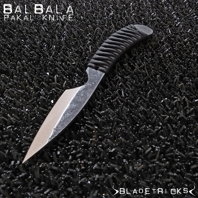 Bladetricks best pakal tactical blades Balbala badass shanks