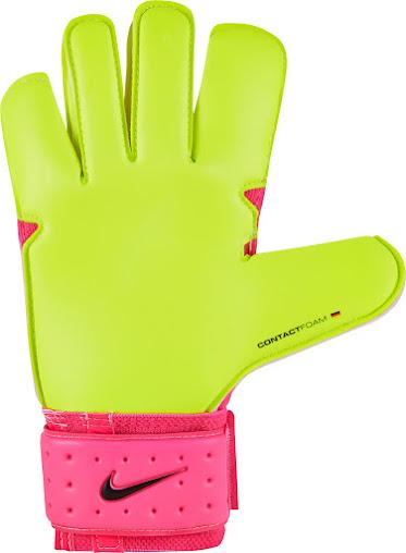 Handschoenen Nike binnenkant 2017