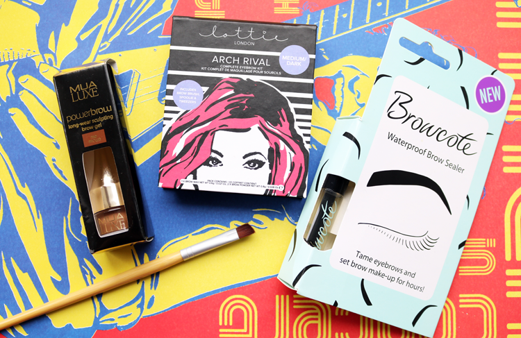 Budget Beauty: 3 Great Brow Products From The Highstreet