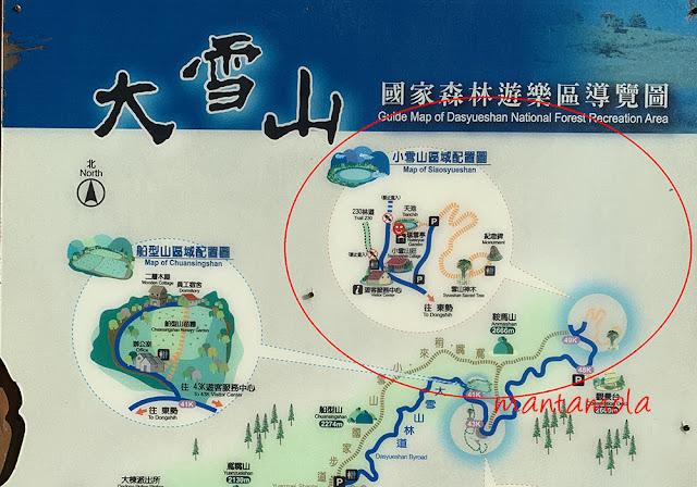 Tianche - Dahxueshan