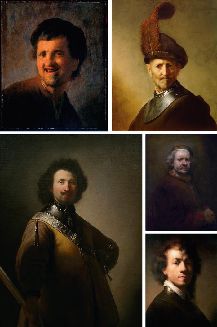 Rembrandt Van Rjn