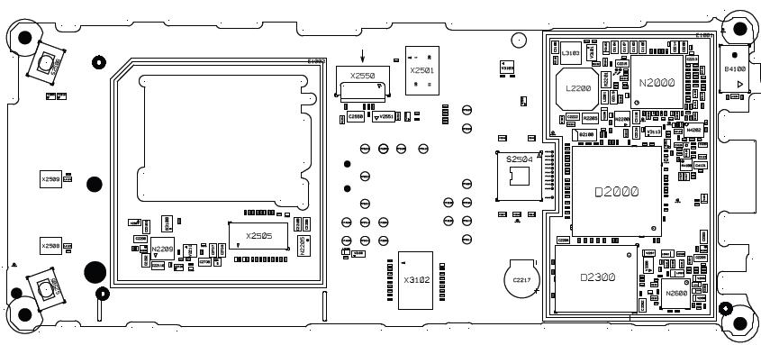 sony ericsson z520 schematic diagram