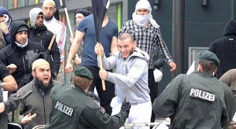 Német rendőrség: esélyünk sincs a migráns-bandákkal szemben – Elvesztettük a háborút