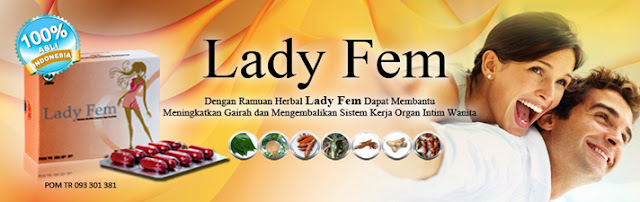 manfaat ladyfem herbal