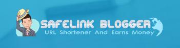 Bagi Anda yang kebetulan merupakan seorang blogger Safelinkblogger.com, Aplikasi Safelink Penghasil Uang untuk Blogger