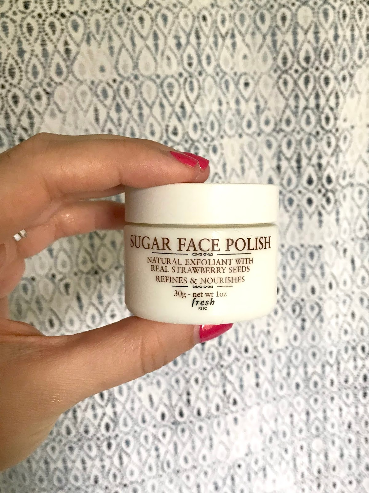 Fresh - Sugar Face Exfoliator