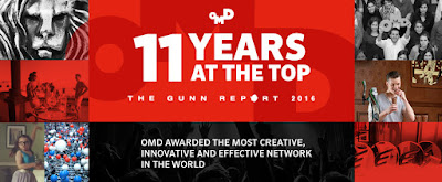 OMD Named Most Creative Agency