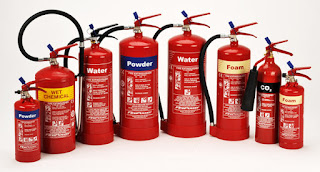 Berbagai Jenis dan Ukuran Alat Pemadam Api