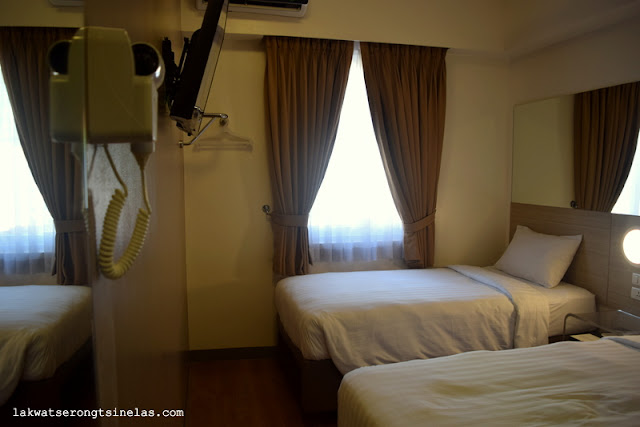 RED PLANET HOTEL TIMOG QUEZON CITY: AN EXTENSION OF HOME