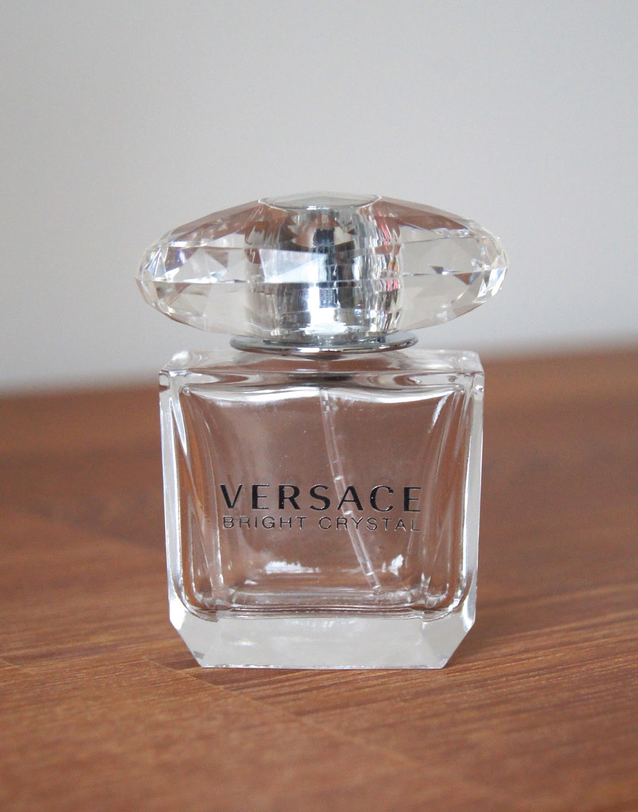 versace bright crystal fragrance empty review