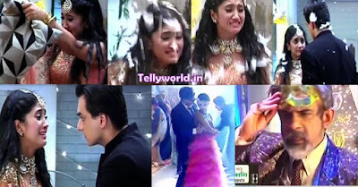 "Yeh Rishta Kya Kehlata Hai Episode Spoiler "" Naira Takes Out her Anger and Tells Kartik About Mama Kaira's Plan "" 17th April 2019 Video and Written Update."