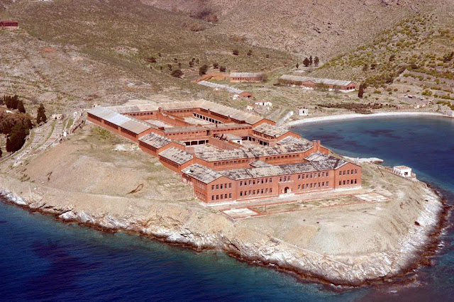 Yaros Prison Yaros Photo TERRABOOK