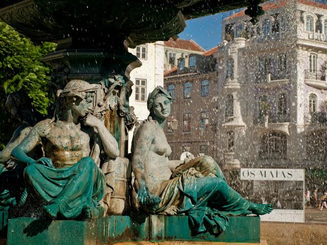 Praça D. Pedro IV o Rossio, Lisboa