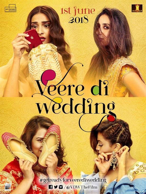 Veere di wedding cast