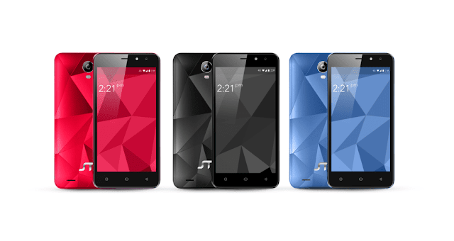 Smartphone STF Fractal