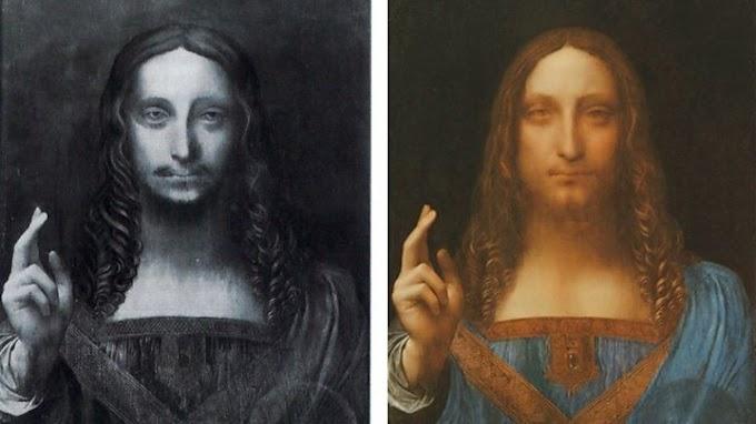 $450m 'Leonardo painting' heads to Louvre Abu Dhabi