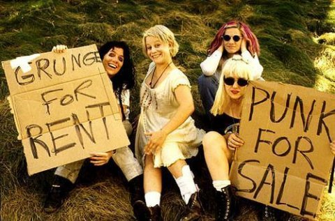L7. Grunge For Rent! Punk For Sale!  PunkMetalRap.com