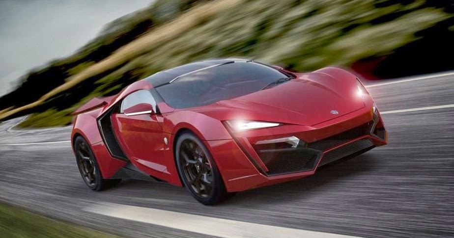 Lykan Hypersport Fast And Furious 7 Motorzest