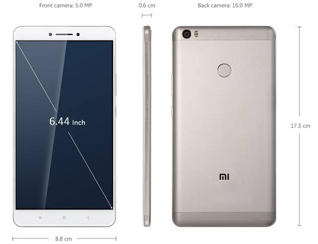 Xiaomi Mi Max, मी मैक्स प्राइम को मिल रहा है MIUI 10 अपडेट